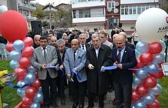 Kurtuluş Mahallesi Gökdere Parkı hizmete açıldı