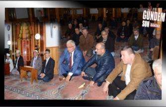 Merkez Camiide Mevlid Programı