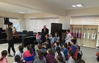 Müzik Okulu ile derslere kısa bir mola
