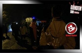 Özel ocakta patlama: 3 madenci mahsur