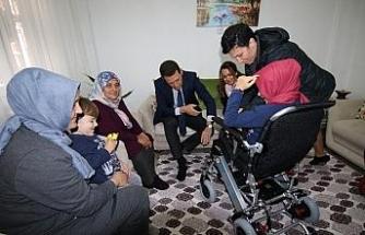 Safranbolu Belediyesi engel tanımıyor
