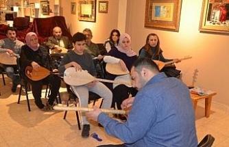SAKEM'in akşam kurslarına yoğun ilgi