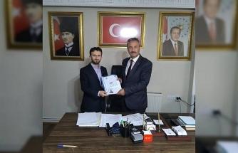 Toğrul AK Parti Kaynaşlı Belediye Başkan aday adayı oldu