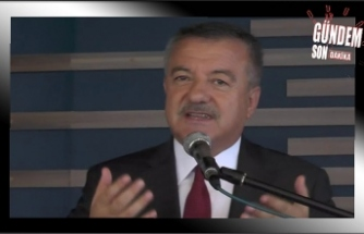 Türkmen, Mevlid Kandili'ni kutladı