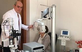 """Uzmanlar uyarıyor:  """"Diyabet gözde önemli hasarlara yol açıyor."""""""