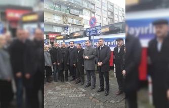 Akçakoca'da yeni alınan 4 otobüs hizmete girdi