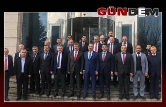 Ankara'da 17 aday için toplandılar!
