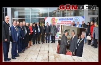 Ereğli Anadolu basınını ağırlıyor!...
