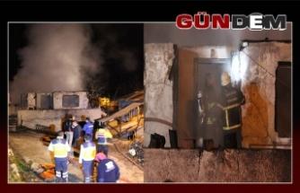 Feci yangın: 3 çocuk hayatını kaybetti!..