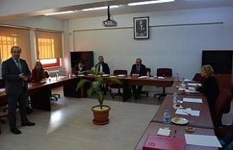 Kdz Ereğli Turizm Fakültesi 2018-2019 Akademik Genel Kurul toplantısı yapıldı