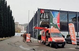 Yerli üretim Emko Kombiler Tiflis Fuarı'nda