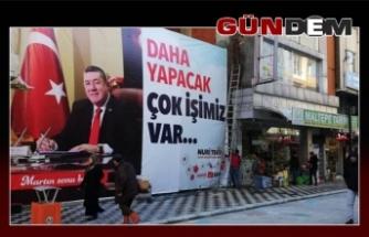 """"""" DAHA YAPACAK ÇOK İŞİMİZ VAR"""""""
