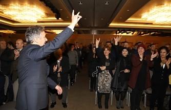 Hamdi Ayan, 67 projesini tanıttı...