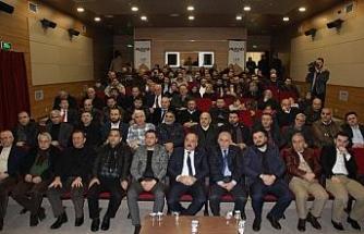 """MÜSİAD Düzce Başkanı Pehlivan, """"2019 yılında iktisadi değişiklik beklemiyoruz"""""""