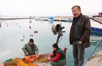 Sezon boyunca 600 ton hamsi avlanan Zonguldak'ta, hamsi kıtlığı yaşanıyor