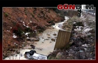 Zonguldak-Ankara yolunda kaza: 1 ölü