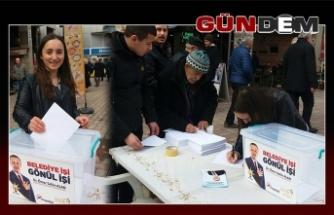 Ak Gençlik'ten 'Başkana Mektup' kampanyası