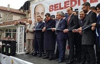 AK Parti Eskipazar seçim bürosu açıldı