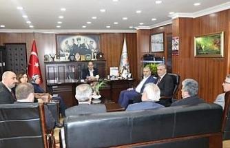 AK Parti Gülüç'te seçim startını verdi
