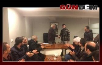 İYİ Parti'den istifa etti.. Posbıyık dedi!..