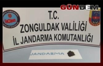 Jandarma'dan uyuşturuculara geçit yok!..