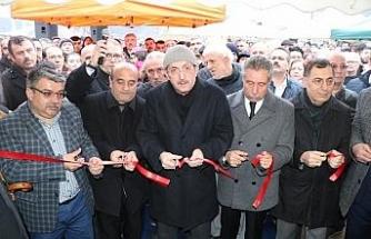 Karabük'te 'Vatandaşa İndirim, Esnaf Destek' çadırının açılışı yapıldı