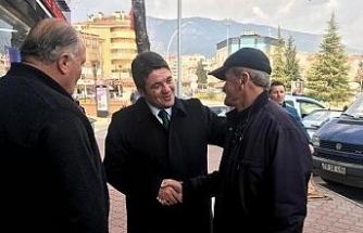 """Kaya, """"Safranbolu'daki sancağı yukarılara çekmeye devam edeceğiz"""""""