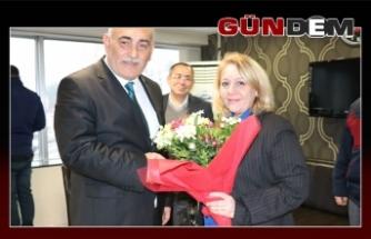 """ŞAHİN: """"BU KENTİ STK'LAR İLE BİRLİKTE YÖNETECEĞİZ"""""""