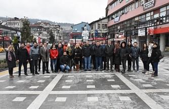 TURSAD üyelerinden Zonguldak ziyareti
