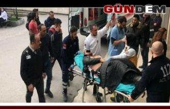 Vurulan gazeteci Koçaklı hayatı tehlikeyi atlattı