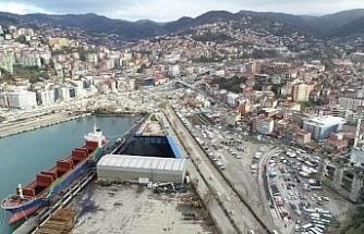 Zonguldak'ta 4 bin 590 daireye yapı ruhsatı verildi