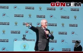"""Bakan Turan: """"Karşımıza mertçe çıkamıyorlar, taşeron kullanıyorlar"""""""