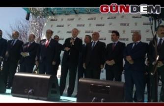 Cumhurbaşkanı Erdoğan,  Ereğli'de