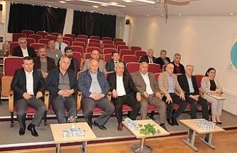 Düzce TSO komite ve meclis toplantısı gerçekleştirildi