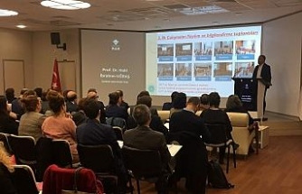 Düzce Üniversitesi geleneksel bitkisel tıbbi ürünler istişare toplantısına katıldı