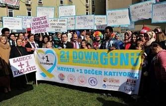 Karabük'te 'Down Sendromu Günü' etkinliği