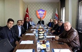 Kardemir Karabükspor yönetiminde görev dağılımı yapıldı