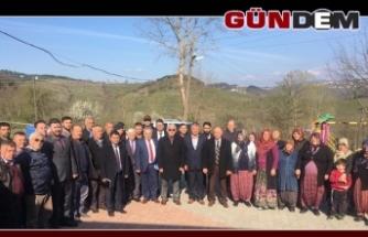 Kaymakam Çorumluoğlu'ndan köy ziyaretleri