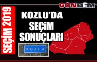 Kozlu'da 31 Mart Yerel Seçimi'ni kazanan isim belli oldu..İşte, oy oranları…