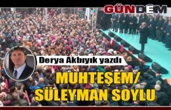 MUHTEŞEM/SÜLEYMAN SOYLU