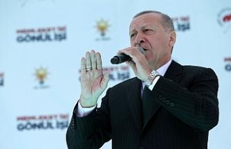 """Müjdeyi Erdoğan verdi: """"ERDEMİR 1 milyar dolarlık yeni yatırım kararı aldı"""""""