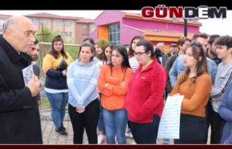 "VATANDAŞ EROL ŞAHİN'E SESLENDİ: ""KURTARIN EREĞLİ'Yİ"""