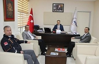 """AFAD Sen Genel Başkanı Çelik, """"AFAD personeli risk gurubuna dahil edilmeli"""""""