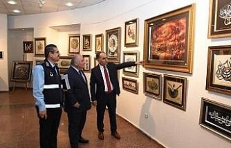Düzce'nin Kültür elçisi Altay bu defa İstanbul'da sergi açıyor