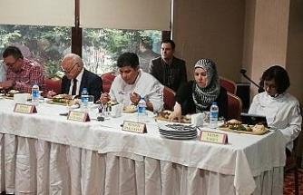 """Ereğli'de """"Usta Adayları Yemek Yarışması"""" düzenlendi..."""
