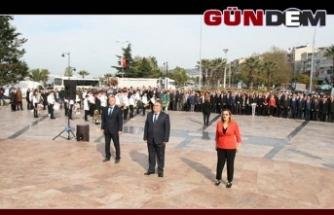 Kdz. Ereğli'de 23 Nisan törenle kutlandı