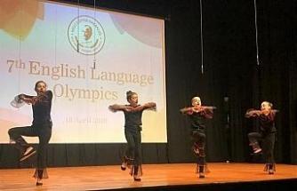 Kışla Mahmut Likoğlu Ortaokulu Dil Olimpiyatlarında 1. Oldu