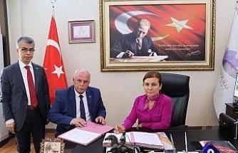 Safranbolu Belediyesinde Sosyal Denge Sözleşmesi imzalandı