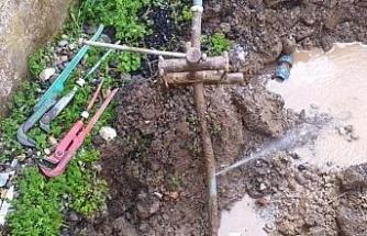 Su ve kanalizasyon sorunlarına anında müdahale
