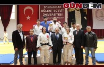 Türkiye Üniversiteler Judo Şampiyonası sona erdi